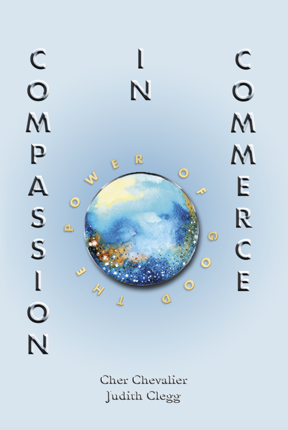 new book - Compassion in Commerce